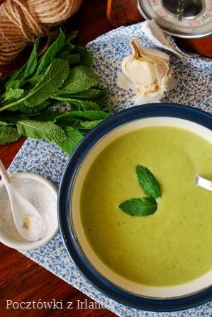 zupa z groszku 1