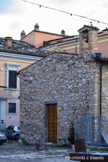 Kościółek Sant'Anna dei Pompetti